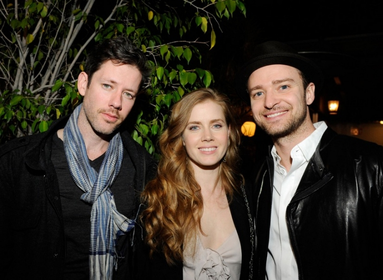 High Res Darren LeGallo, Amy Adams and Justin Timberlake