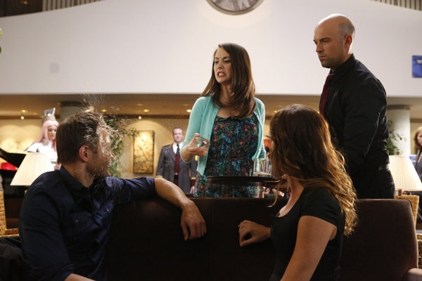 Photo Flash: COMMUNITY's 'Conventions of Space and Time'
