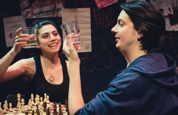 Photo Flash: First Look at Attic Theater's THE MNEMONIST OF DUTCHESS COUNTY