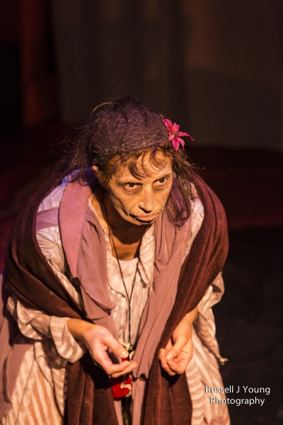 Photo Flash: First Look at Milagro Theatre's LA CELESTINA