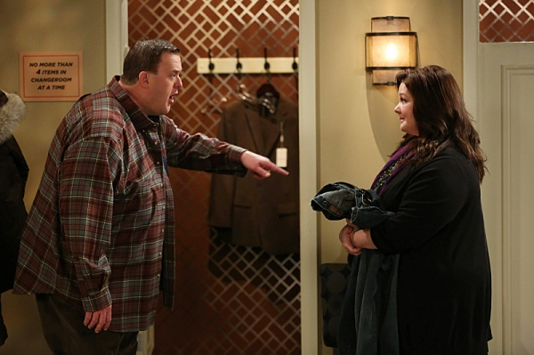 Melissa McCarthy, Billy Gardell at MIKE & MOLLY's 'Molly's New Shoes'