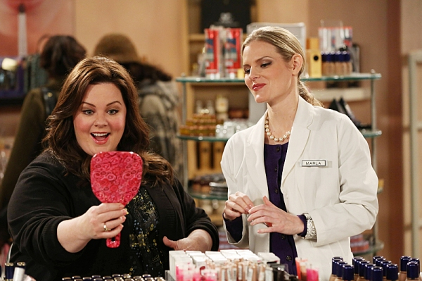 Melissa McCarthy at MIKE & MOLLY's 'Molly's New Shoes'