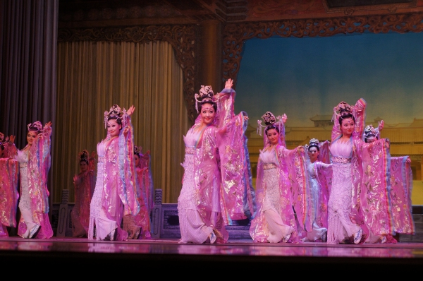 Photo Flash: First Look at Gansu Dance Theatre's SILK ROAD, Coming to Lincoln Center