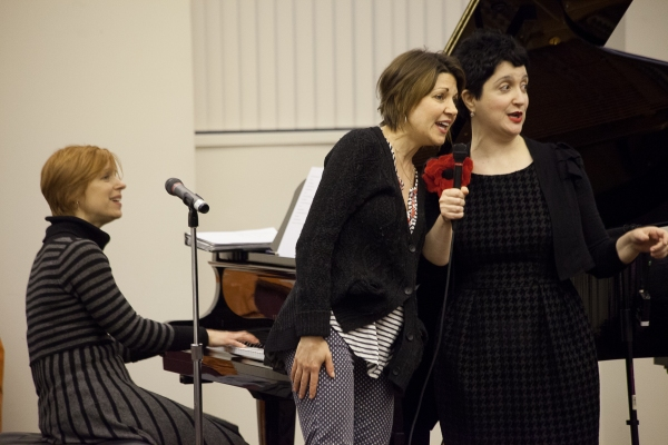 Wendy Bobbitt Cavett, Jennifer Noth and Lauren Cohn