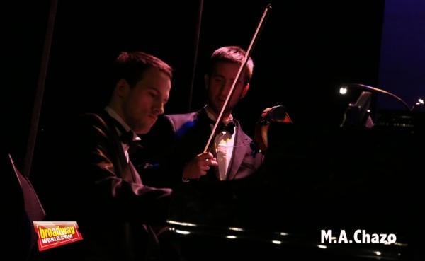 Andreu Gallen y Victor Perez
