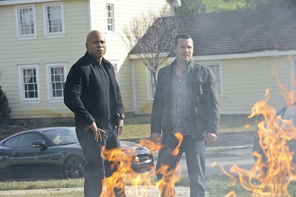 Photo Flash: Next Week's New Episode of NCIS: LA