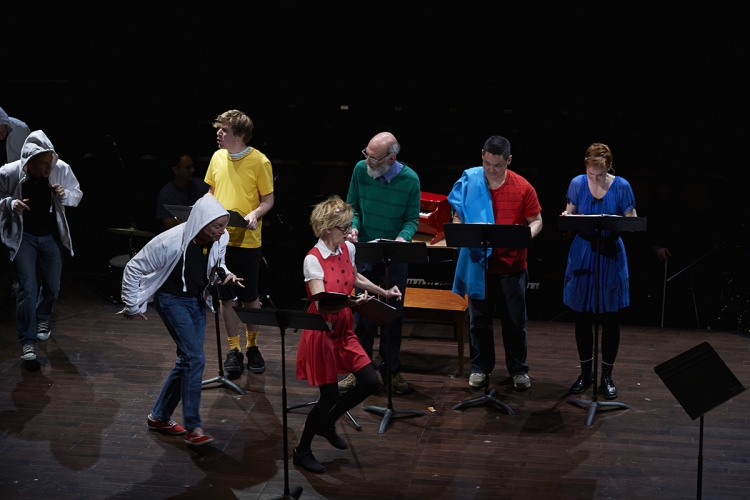 High Res Cast of Charlie Brown