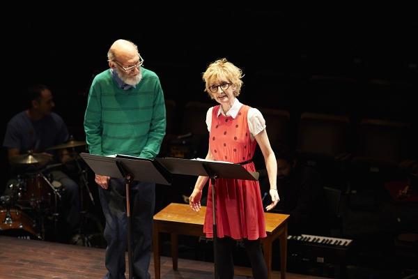 Robert Cushman and Sheila McCarthy