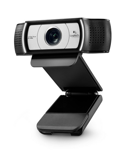 Logitech Announces New Advanced Webcam for Business