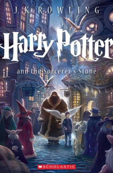 Photo Flash: First Look - New Cover Artwork Revealed for HARRY POTTER Book Series