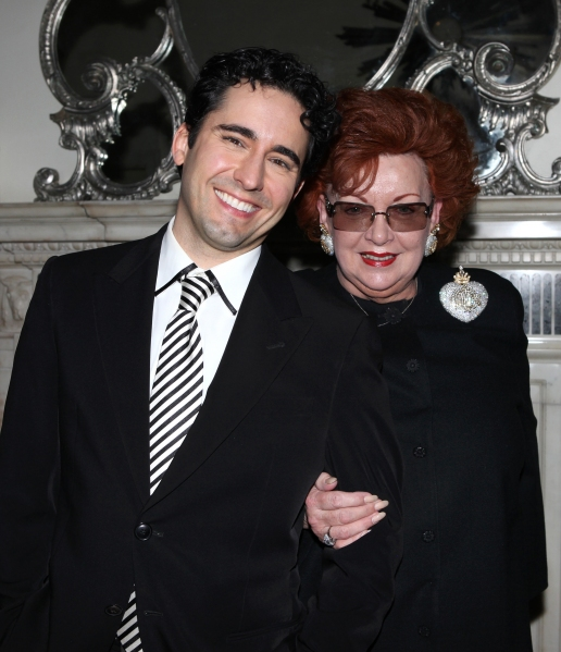 Photo Coverage: John Lloyd Young Brings MY TURN to Cafe Carlyle