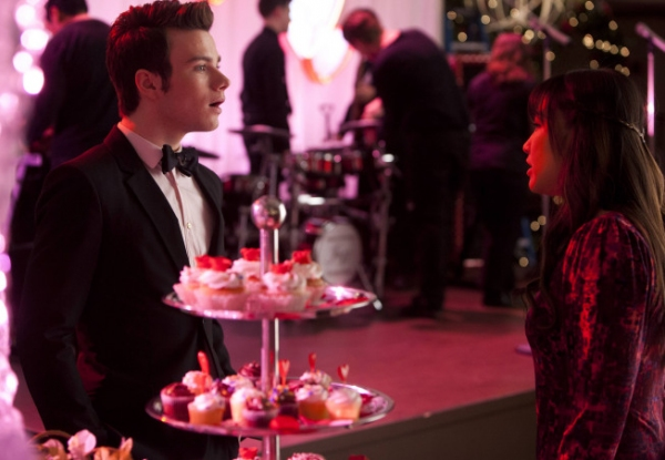 Photo Flash: First Look at GLEE's 'I Do' Episode!