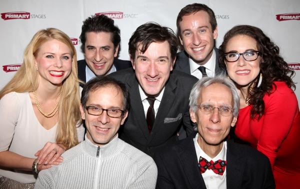 (Top row L-R) Liv Rooth, Matthew Saldivar, Carson Elrod, Eric Clem and Jenn Harris (bottom row L-R) John Rando and David Ives