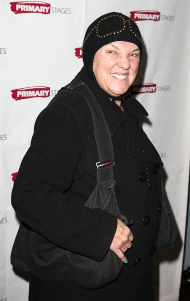 Tyne Daly  at Inside ALL IN THE TIMING's Opening Night!