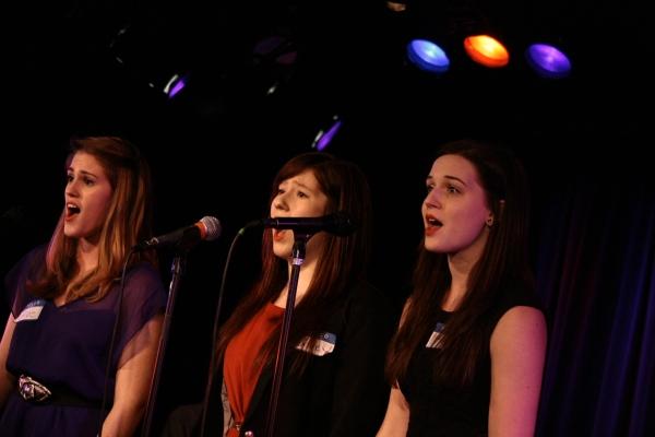 Chloe Kostman, Jessie Selleck and Maggie Salley Photo