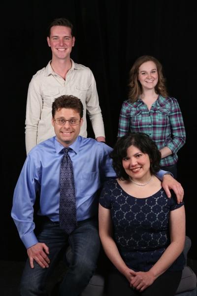 Ryan Foizey, Mary Beth Black, Jeff Wright and Kimi Short Photo