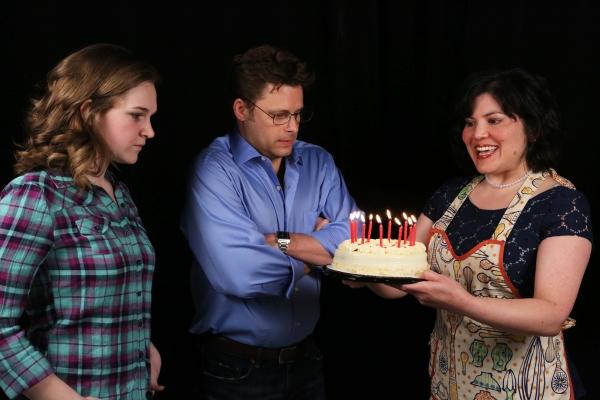 Mary Beth Black, Jeff Wright, and Kimi Short  Photo