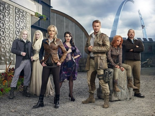 Photo Flash: Promo Photos for Syfy's DEFIANCE Just Released!