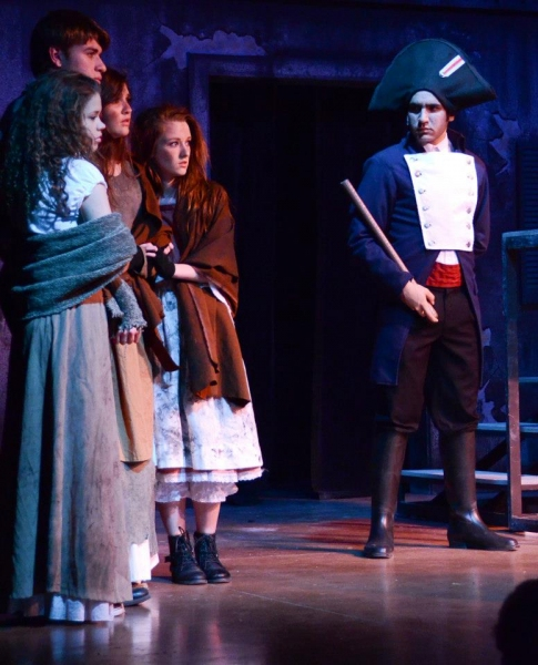 Photo Flash: Notre Dame Prep High Presents LES MISERABLES; Runs Thru 2/16