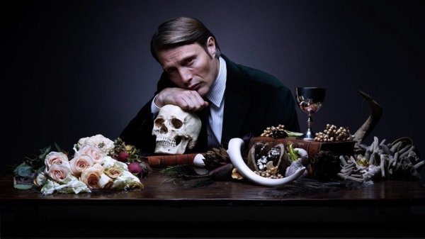 Photo Flash: First Promo Art for NBC's HANNIBAL Released