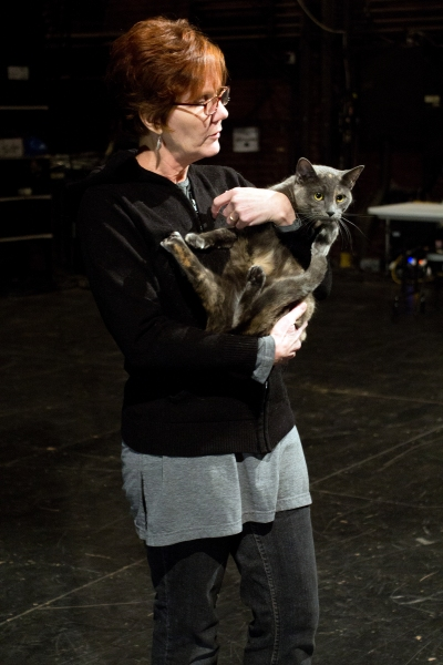 Photo Coverage: Felines Gather to Play 'Cat' in BREAKFAST AT TIFFANY'S!