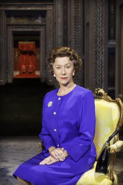 Photo Flash: First Look at Helen Mirren as 'The Queen' in THE AUDIENCE