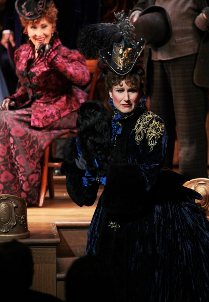 Photo Coverage: Westminster Dog Show Winner Banana Joe Makes Broadway Debut in THE MYSTERY OF EDWIN DROOD!