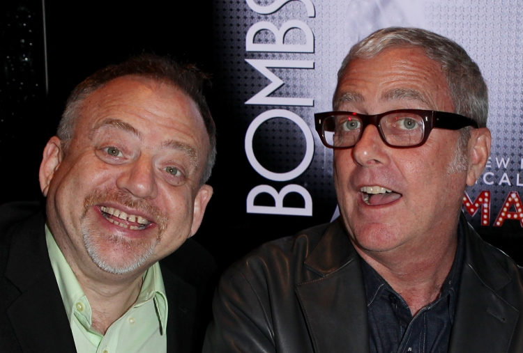 High Res Marc Shaiman & Scott Wittman