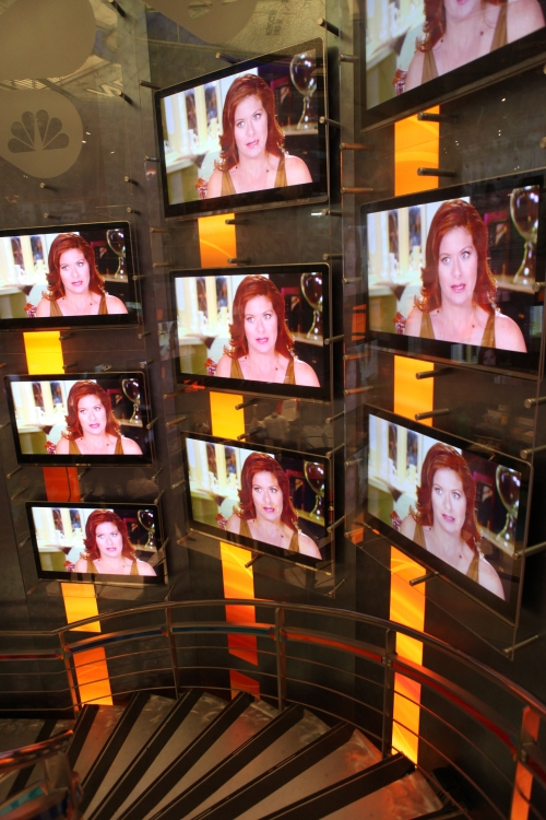 High Res Television Atmosphere featuring Debra Messing