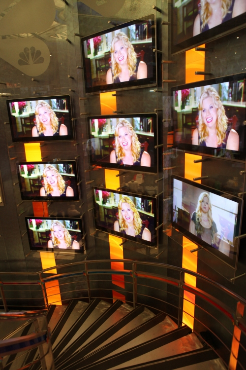 High Res Television Atmosphere featuring Megan Hilty