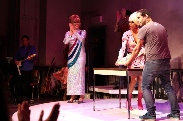 Photo Coverage: FOREVER DUSTY Celebrates 100th Performance with Sing-Along!