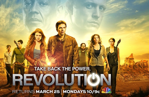 Photo Flash: New Poster & Teaser Photos from NBC's REVOLUTION, Returning 3/25