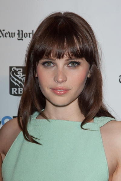 Felicity Jones Confirms Role in THE AMAZING SPIDER-MAN 2