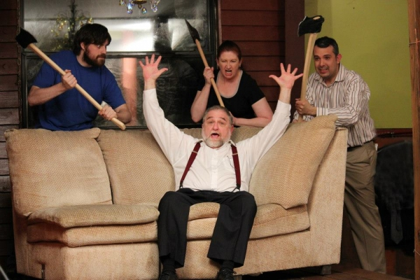 BWW Reviews: Gene Kato's VIRAL INFECTION is Zany and Refreshing