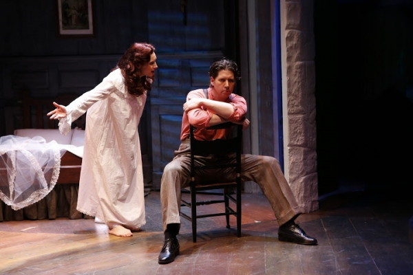 Photo Flash: First Look at Irish Rep's DONNYBROOK! With James Barbour, Jenny Powers & More