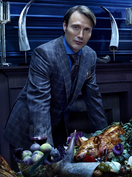 Hugh Dancy & Raul Esparza In NBC's HANNIBAL Debuts 4/4
