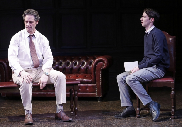 Photo Flash: First Look at Keen Company's THE OLD BOY