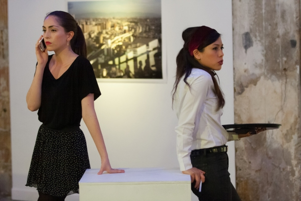 Photo Flash: First Look at Blueprint Theater Project's THE HUMAN VARIATIONS