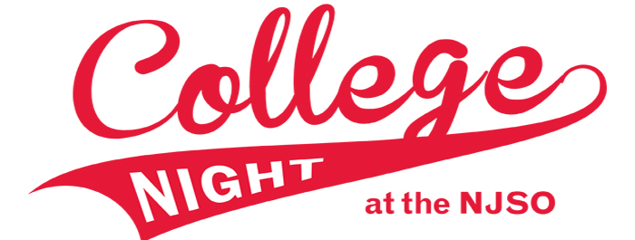 New Jersey Symphony Hosts College Night, 3/1; Offers $10 Tickets, Free Transportation & Tweet Seats!