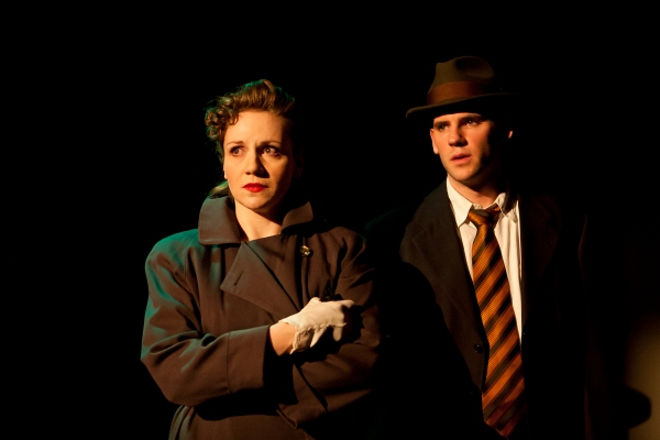 Photo Flash: First Look at The Den Theatre's CITY OF DREADFUL NIGHT