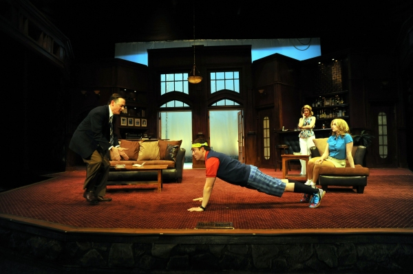 Photos: First Look at Theatre at the Center's THE FOX ON THE FAIRWAY