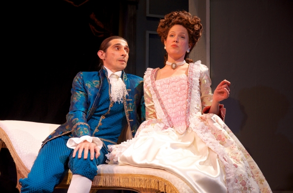 Photo Flash: First Look at Cincinnati Shakespeare's DANGEROUS LIAISONS