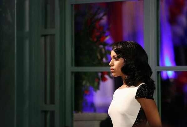 KERRY WASHINGTON at SCANDAL's 'Boom Goes the Dynamite'