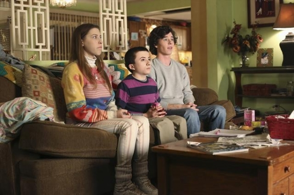Photo Flash: THE MIDDLE's 'Wheel of Pain'