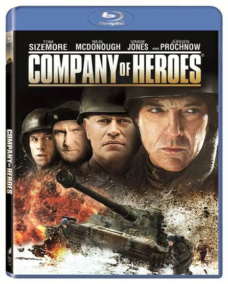 COMPANY OF HEROES Set for DVD Release on 2/26