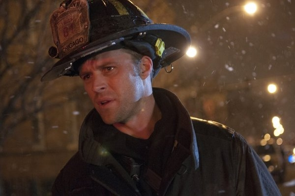 Photo Flash: CHICAGO FIRE's 'Viral'