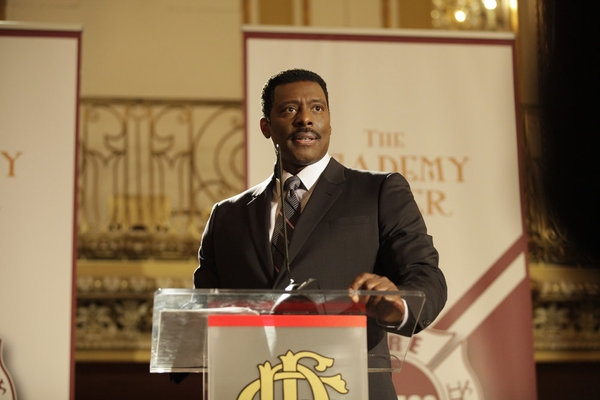 "CHICAGO FIRE -- ""Better To Lie"" Episode 117 -- Pictured: Eamonn Walker as Wallace Boden -- (Photo by: Elizabeth Morris/NBC)"