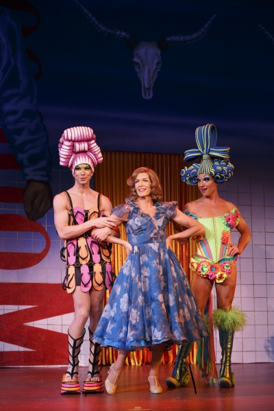 BWW Exclusive Details on TUTS' 2013-14 Season - PRISCILLA, WE WILL ROCK YOU, WIZARD OF OZ, EVITA, ELF and THE LITTLE MERMAID!