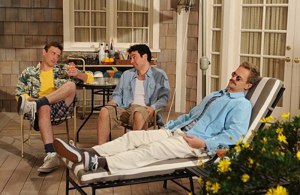 Jason Segel, Josh Radnor, Neil Patrick Harris  Photo
