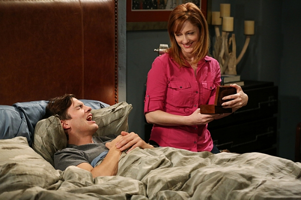 Ashton Kutcher, Judy Greer